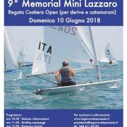 Regata Velica 9° Memorial Mini Lazzaro